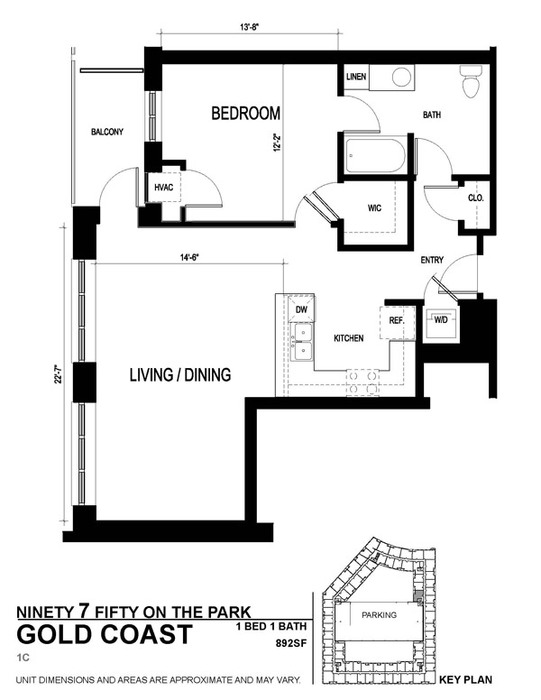 Gold Coast Floor Plan Image